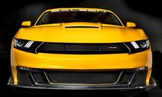 2015 Mustang S302 By SALEEN