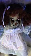 Zombie Walking Dead Z Nation Horror OOAK ART Infected Vintage Doll