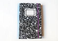 DIY: funda para Kindle estilo libreta cartoné | Manualidades