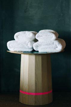 Bijuu design hotel in Kyoto, Japan. Luxury suite of minimalistic architecture and industrial design - photography © TalesLikeThese #taleslikethese #bijuuhotel #design #hotel #architecture #minimalism #design #industrial #interior #luxury #suite #brickstone #concrete #walls #travel #luxury #kyoto #japan