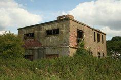 Vehicle Graveyard Haunts Abandoned RAF Folkingham Air Base | Urban Ghosts |