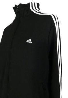 Zwart Adidas 3 stripes heren trainingsjack ,maat XL! Tante Twiggy Shop <3 www.marktplaats.nl/verkopers/20281615.html