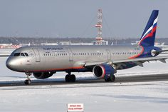 Aeroflot Russian Airlines Airbus A321-211