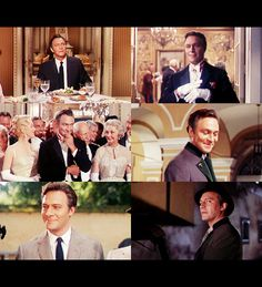 Captain Von Trapp in The Sound Of Music- okay, now I'm done. I promise.