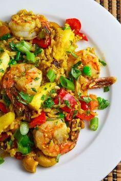 Pineapple Fried Rice recipe | Top & Popular Pinterest Diabetic Recipes