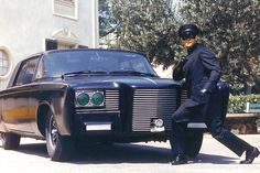Green Hornet 1966 Black Beauty Imperial: Forget the car. That's Bruce Lee!