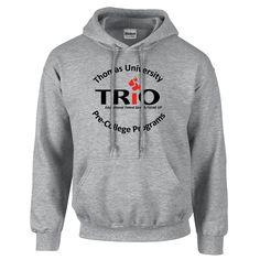 #TRIOworks Thomas University Hoodie idea