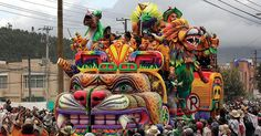 COLOMBIA ME GUSTAS del 2 al 7  de enero • Carnaval de Negros y Blancos en Pasto