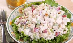 The Only Chicken Salad Recipe You'll Ever Want