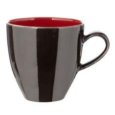Rocha.John Rocha Red 'Pico' mug- at Debenhams.com