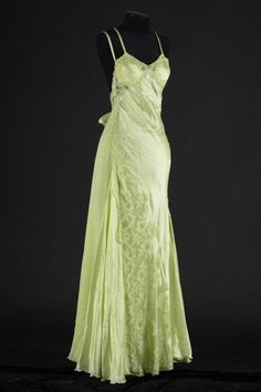Object: Evening dress 1990s | Collections Online - Museum of New Zealand Te Papa Tongarewa
