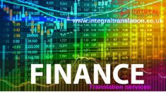 Our accurate financial translation services are available to all clients and used by top multinationals within different industries`