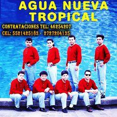 Solo Te Digo Adios - Grupo Agua Nueva Tropical