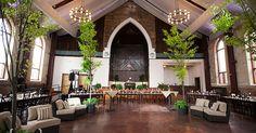 Brooklyn Arts Center | North Carolina Wedding Venues | The Hitch