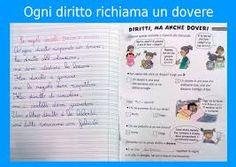 Risultati immagini per diritti e doveri dei bambini scuola primaria