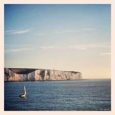 Dover Harbour in Dover, Kent