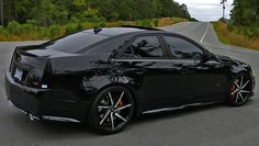 modified cadillac cts - Google Search