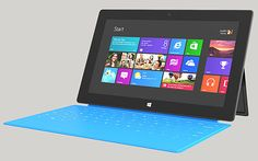 Pre-orders for the Microsoft Surface Tablet have sold out in the U.S. The Windows tablet is backordered up to three weeks.