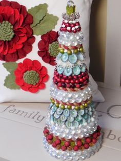One of a kind Christmas Tree idea