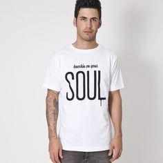 """""""Soul"""" tee"""