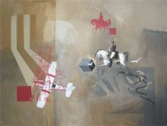 "Saatchi Art Artist Joshua Field; Painting, ""In Pursuit of Entanglement"" #art"