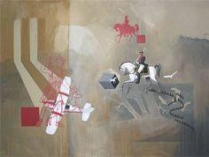 """Saatchi Art Artist Joshua Field; Painting, """"In Pursuit of Entanglement"""" #art"""