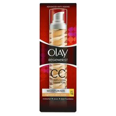 Olay Olaz Regenerist CC Feuchtigkeitspflege getönte / light Inhalt 50 mlNEU