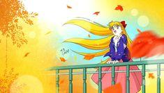 World of Eternal Sailor Moon - Fanart by ASH.