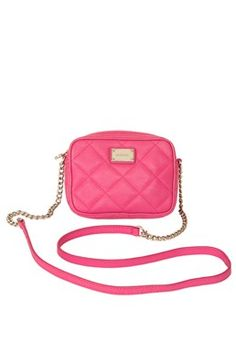 MICHAEL Michael Kors Hamilton Quilted Leather Cross-Body Bag