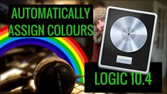 Logic Pro 10.4 - Automatically Assign Colours https://youtu.be/Lt96-awqljg
