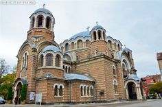 Sveti Sedmochislenitsi Church - Sofia - Bulgaria on http://brandituptravel.wordpress.com/
