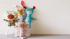 DIY Children's : DIY sew a craft doll
