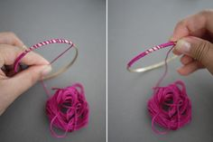 DIY Wrap Bangles – Honestly WTF