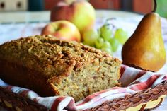 The eccentric Cook ~ Banana Apple Bread