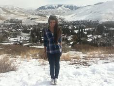 Pretty and missed Sun Valley village 2011's witer season ❄