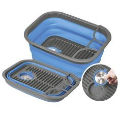 Companion Pop up Dish Tray and Tub   Kelly's Camping and Outdoors
