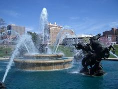 City of Fountains!