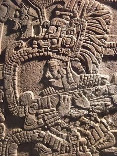 Mayan Stela with Queen Ix Mutal Ahaw Limestone 761 CE Mexico Guatemala or Belize | Flickr - Photo Sharing!