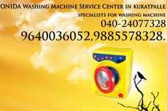 Onida Washing Machine Service Center in Hyderabad 9640036052 http://www.electronicservicecenter.in/onida-service-center.html