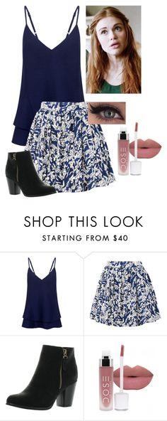 """Untitled #144"" by hannah-faith1 ❤ liked on Polyvore featuring C/MEO COLLECTIVE, Elle Sasson, Reneeze, women's clothing, women's fashion, women, female, woman, misses and juniors"