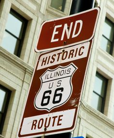 Stick to getting your kicks on #Route66! Recommendations on things to do and see on your #Illinois #roadtrip.