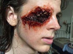 Veja como foi feito o tiro no olho do Carl em The Walking Dead!