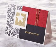 Фото идеи для скрапбукинг открыток на новый год