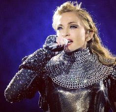 Madonna MDNA tour 'Joan of Arc'