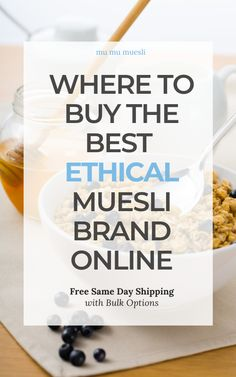You'll love the ethical and transparent nature of Mu Mu Muesli! Discover 9 reasons why this is the best muesli brand in the U. Almond Benefits, High Fiber Vegetables, Fiber Rich Fruits, Healthy Fats Foods, Healthy Food, Fiber Food Chart, High Fiber Foods List, Healthy Pancake Mix