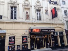 Mojo starring Rupert Grint and Brendan Coyle at the Harold Pinter Theatre!