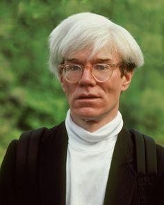 JUNE 12, 1983: New York City – Andy Warhol at the Bronx Zoo.