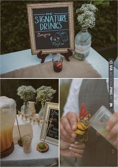 drinks table | CHECK OUT MORE IDEAS AT WEDDINGPINS.NET | #weddingfood #weddingdrinks