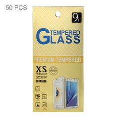 [$2.61] 50 PCS Tempered Glass Film Screen Protector Package Packing Paper Box, Size: 18 x 9 x 0.1 cm