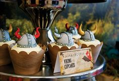 Woodsy How To Train Your Dragon Birthday Party // Hostess With - 800x551 - jpeg